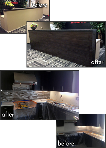 Commercial Work and Kitchen Remodeling